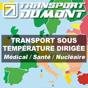 transport temperature dirigee